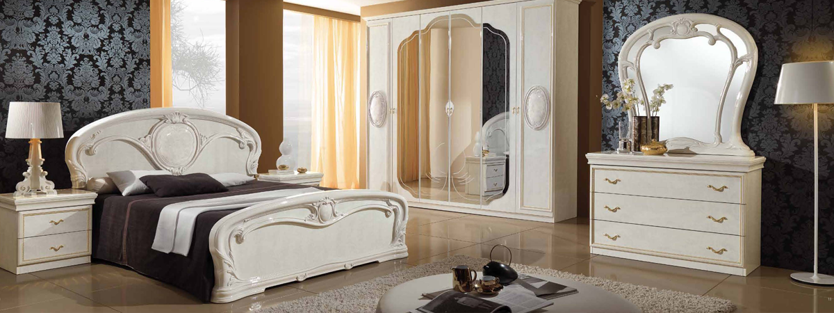 Camere da letto Classiche - Cagliari - Classic Night - Vendita ...